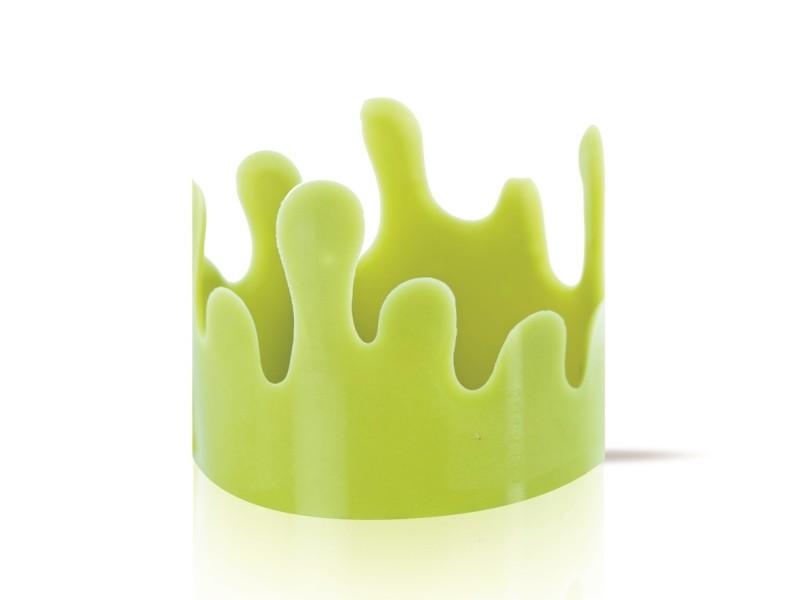 15028 Ring drops green
