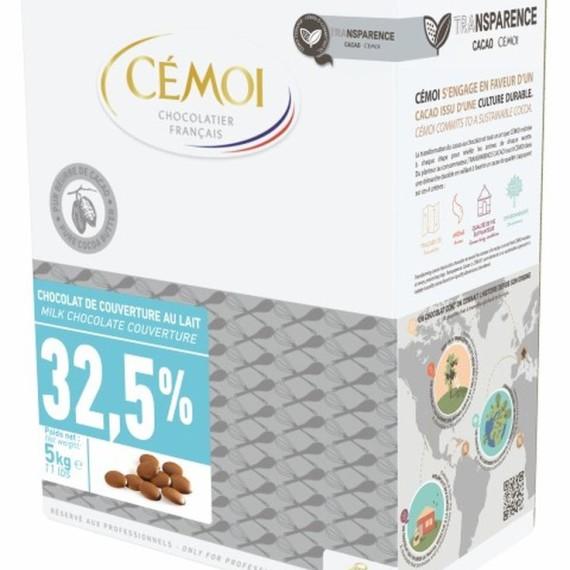 26008 palets lait 32,5% 5kg